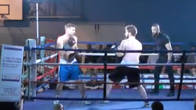 Terry Gough Vs Connor Reed